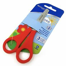 1 x rosso Westcott DESTRI per bambini forbici punta tonda - arrotondato FINALE