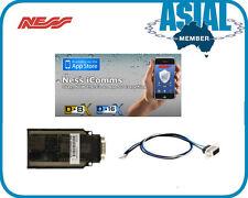 NESS ALARM ip interface kit ETHERNET MODULE IP232 D8X D16X D8Xd D16Xd iComms app
