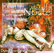 MEDULLA NOCTE - Dying from the inside , CD