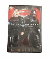 Batman v Superman: Dawn of Justice (DVD, 2016) Ben Affleck