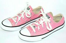 Converse All Star Girl's Low Tops Pink Tennis Youth Shoes Size 1.5