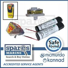 McMurdo Fastfind 220 GPS PLB Battery Replacement Service (91-050-220A)