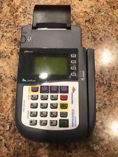 New ListingVeriFone Omni 3200 Credit Card Terminal / Printer With Power supply