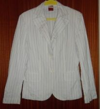 "Ladies smart Olsen white jacket size 12 = 36"" only £10 free p+p"