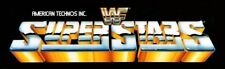 WWF Superstars Arcade Marquee – 26″ x 8″