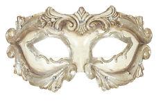 Venezianische Augenmaske Bianco Angelo NEU - Karneval Fasching Maske Gesicht