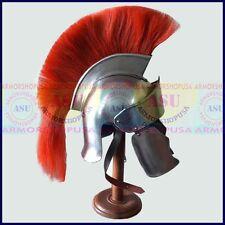 Medieval Knights Helmet Larp Roman Greek Knight Norman Templar Helmet With Liner