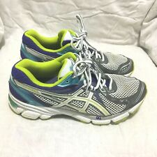 ASICS GEL EQUATION RUNNING TRAINING SHOES - MULTI COLOR ( SIZE 8.5 ) MEN`S