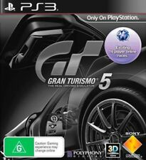 Gran Turismo 5 Collectors Edition PS3 FREE POST VERY GOOD! (RARE)