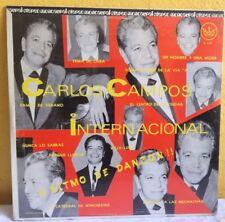 CARLOS CAMPOS INTERNACIONAL A RITMO DE DANZON MEXICAN LP STILL SEALED DANZON