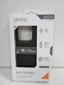 GEAR 4 BATTERSEA CASE FOR SAMSUNG GALAXY S20 ULTRA 5G  - BLACK (R569)