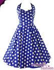 ♥Gr. 34,36,38 ,40 o 42 Vintage Rockabilly Tanzkleid  Abendkleid+NEU+B555♥