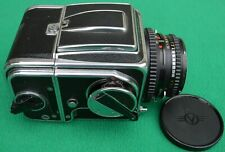 Hasselblad 500C/M  With Zeiss Planar T* 80mm f 2.8 Lens & A12 120 Film Back