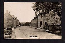 Mickleton near Barnard Castle - real photographic postcard