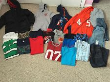 Lot Of Boys Clothes-size 7/8