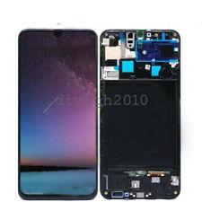 For Samsung A50S SM-A507F/DS SM-A507FN/DS A507W LCD Touch Screen  Digitizer Fram