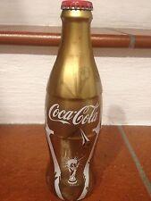 """Bottiglia  Coca Cola world cup """"Sudafrica 2010"""" 330ml Da UK anno 2010 LEGGERE!"""