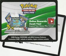 EMAIL ONLINE CODE - Pokemon Dragon Majesty Premium Collection CODE SM155 SM156