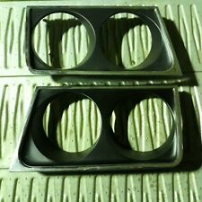 Lancia beta berlina cornici faro nuove headlight trim