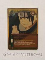 Naruto Tcg CCG Fire Style Dragon Flame Jutsu Super Rare English Lightly Played