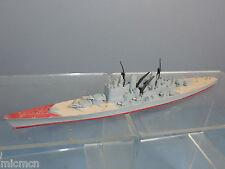 TRI-ANG HORNBY MINIC SHIPS MODEL No M741 HMS 'VANGUARD'  BATTLESHIP