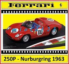1/43 - Ferrari 250 P - 1° 1000 km Nurburgring 1963 - #110 Surtees | Mairesse