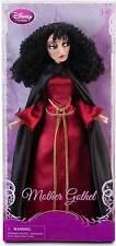 "Disney Store Tangled Rapunzel Mother Gothel 12"" Doll Villain 1st Edition"