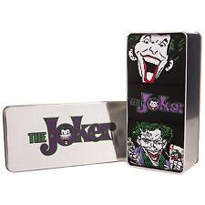 Officiel du Joker 3 pack de chaussettes pour homme en boîte cadeau-Coffret Noël Batman