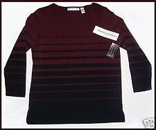 NWT Medium Josephine Chause Petite Long Shirt/Top