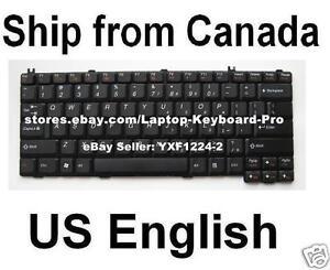 Keyboard for Lenovo 3000 C100 C200 N100 N200 N500 V100 V200 Y310 Y410 - US