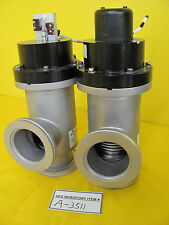 MKS Instruments 152-1063P Angle Valve Lot of 2 Used Working