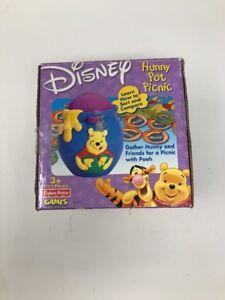 WINNIE THE POOH Disney Hunny Pot Pic Nic New In Box