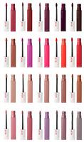 MAYBELLINE SuperStay Matte Ink Liquid Lipstick 5ml - CHOOSE SHADE - NEW Sealed