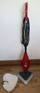 Dirt Devil Steam Mop Handheld Steamer Model PD20000 Royal With Pad