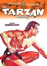 TARZAN COLLECTION: STARRING GORDON SCOTT (6PC) Region Free DVD - Sealed