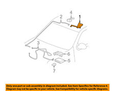 GM OEM Navigation System-Antenna 20850446