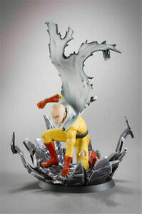 ONE PUNCH-MAN Saitama Anime Movable Action Figure Figurine Toy Model 24cm