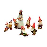 Schneewittchen und die sieben Zwerge Märchen Figuren
