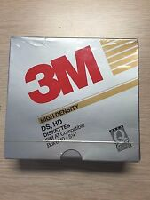 """3M High Density 5.25"""" Diskettes Box of 10"""