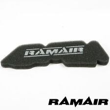 RAMAIR Performance Panel Air Filter Race Foam for Piaggio ZIP 50 2T 2000