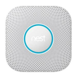 Google Nest Protect - Battery Smoke and Carbon Monoxide Alarm S3000BWES