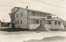 near? * Perce P.Q. Canada * Hotel Canada  RPPC  1957
