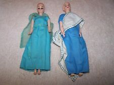 "Vintage 11"" Ponytail Hong Kong Bild Lilli Barbie Clone Gina Ann & Male Doll"