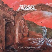 Ataraxy - Where All Hope Fades [New CD]