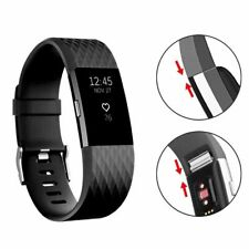 Watch Band Men Women Breathable Pedometer Durable Silicone Casual Pin Buckled