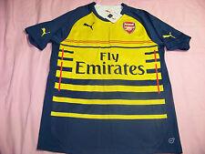 Puma Men's Arsenal Soccer Prematch Jersey NWT Medium