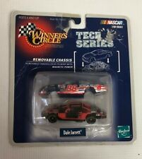 Dale Jerrett Ford Credit 1:64 Winners Circle Tech Series Diecast Car
