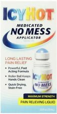 Icy Hot No Mess Pain Relieving Roll On - 2.5oz