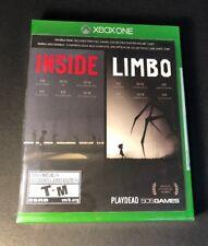 Playdead Paquete Doble [Interior + limbo] (XBOX ONE) NUEVO