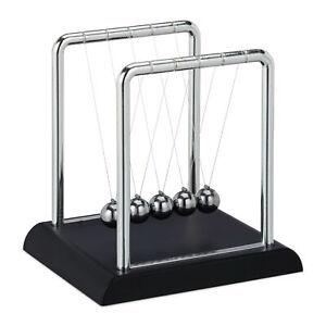 Newton Pendel Kugelstoßpendel Physik Kugelspiel Kugelpendel Newtons Cradle Büro